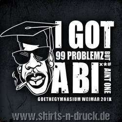 Abi T Shirt-We make germany great again