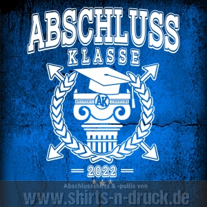 Abschluss Shirt-We make germany great again
