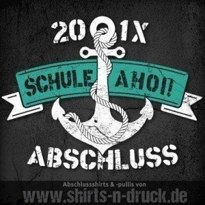 Abschluss Shirt-Breaking School