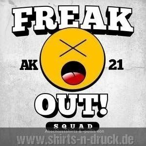 Abschlussmotive-Freak Out Squad