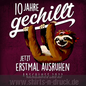 Abschluss T Shirts-Coolest Monkeys
