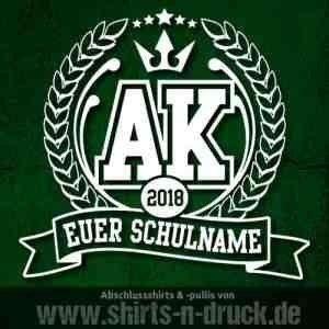 Abschluss T Shirts AK 201X