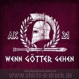 Abschluss T Shirts-Last Kings and Queens.