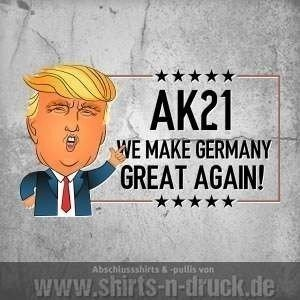 Klassenfahrt-We make germany great again