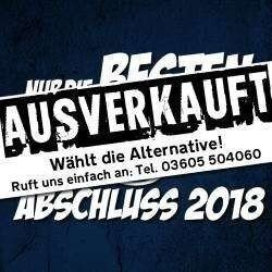 Abschlussmotto-The Hungover Games