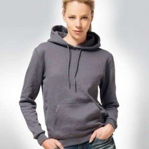-Ladies Kapuzen Sweater