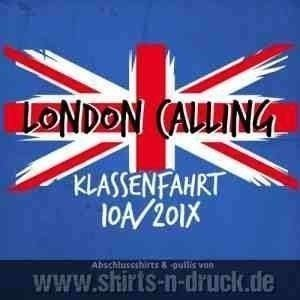 Klassenfahrt-London Calling Union Jack