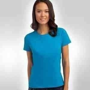 Rundhals Shirt-Classic Ladies T