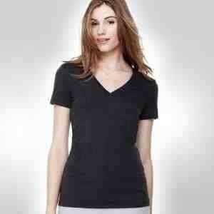V-Neck-Deep V Neck Girl