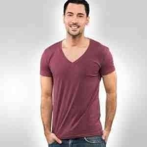 V-Neck-Houston V Neck Man