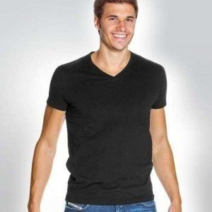 V-Neck-York V Neck Man